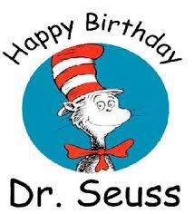Dr Seuss Crafts @ Sinclairville Free Library