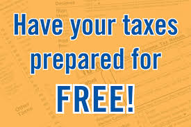 VITA - Free Tax Preparation Assistance @ Sinclairville Free Library