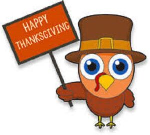 Closed in Observance of Thanksgiving @ Sinclairville Free Library